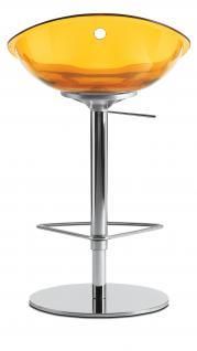 Design Barhocker, 60-86 cm Sitzhöhe - Vorschau 5