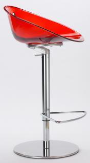 Design Barhocker, 60-86 cm Sitzhöhe - Vorschau 3