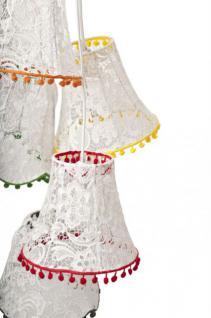Pendeleuchte mit fünf Lampenschirmen - Vorschau 3