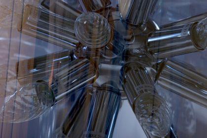 Pendelleuchte in transparent, modern - Vorschau 5