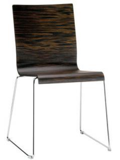 Design Stuhl in vier Farben - Vorschau 3