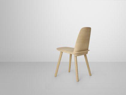 Designer Stuhl aus Eichenholz - Vorschau 2