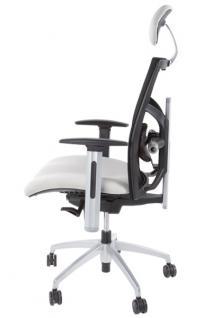 Design Bürostuhl in grau modern - Vorschau 2