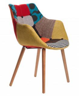 Design Stuhl Mit Armlehne Gepolstert