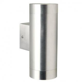 Outdoorleuchte Metall Glas aluminium LED - Vorschau