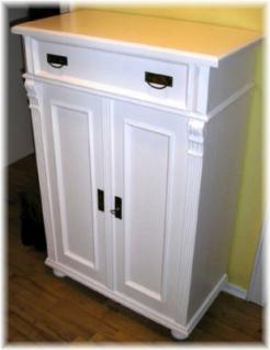 schuhschrank landhausstil g nstig kaufen bei yatego. Black Bedroom Furniture Sets. Home Design Ideas