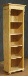 Bücherregal Bücherschrank Bücherwand Landhausstil