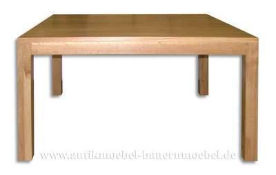 Tisch Eiche massiv Esstisch Küchentisch Schreibtisch Landhausstil