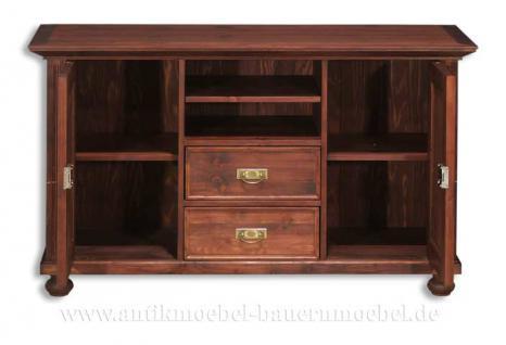 phonoschrank tv schrank anrichte halbschrank holz massiv. Black Bedroom Furniture Sets. Home Design Ideas