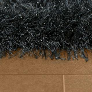 Hochflor Teppich Wohnzimmer Shaggy, Pastell Farben, Weicher Soft Garn, Einfarbig - Vorschau 2