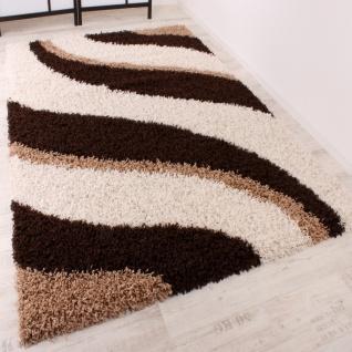 Shaggy Teppich Hochflor Langflor Teppich versch. Farben u. Grössen - Vorschau 4
