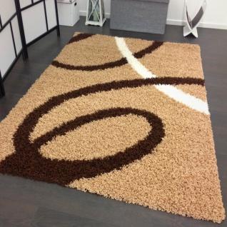 Shaggy Teppich Hochflor Langflor Teppich versch. Farben u. Grössen - Vorschau 2