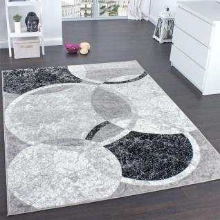 Teppichboden grau wohnzimmer  Teppich Kreise günstig & sicher kaufen bei Yatego