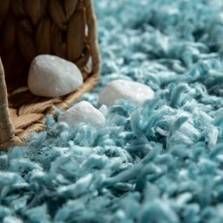 Hochflor-Teppich, Shaggy Für Wohnzimmer, Weich Flauschig Strapazierfähig Robust - Vorschau 4
