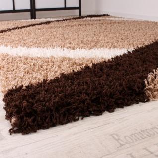 Shaggy Teppich Hochflor Langflor Teppich versch. Farben u. Grössen - Vorschau 5