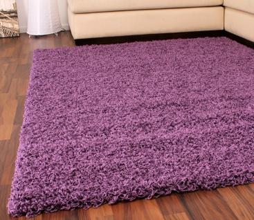Hochflor Shaggy Langflor Teppich verschiedene Farben u. Grössen - Vorschau 5