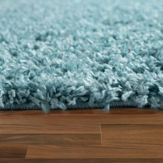 Hochflor-Teppich, Shaggy Für Wohnzimmer, Weich Flauschig Strapazierfähig Robust - Vorschau 3