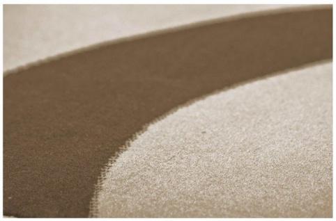 Moderner Designer Teppich Creme Ivory Beige Neu*OVP - Vorschau 2