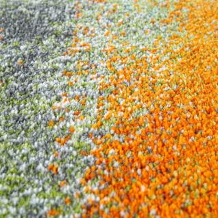 Designer-Teppich, Kurzflor-Teppich Mit Abstraktem Muster Farbverlauf, In Bunt - Vorschau 3