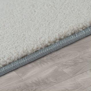 Kinderzimmer Teppich Beige Bunt Pastellfarben 3-D Stern Design Niedlich Weich - Vorschau 2