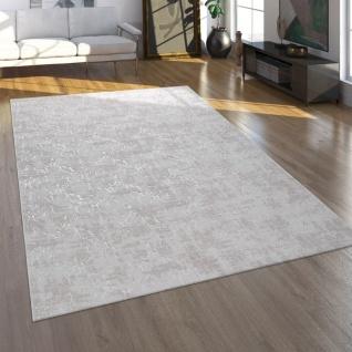 Teppich, Kurzflor-Teppich Für Wohnzimmer Im Orient-Look, Waschbar, Beige