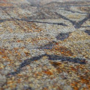 Kurzflor Teppich Wohnzimmer Abstraktes Muster Used-Look Mustermix Modern Bunt - Vorschau 3