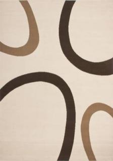 Moderner Designer Teppich Creme Ivory Beige Neu*OVP - Vorschau 3
