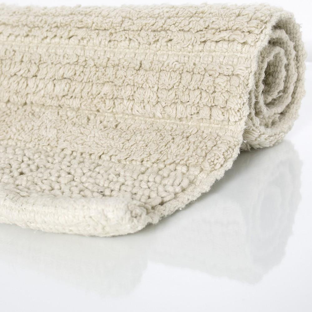 badezimmerteppiche, badematte badteppich badezimmerteppich baumwolle einfarbig creme, Badezimmer