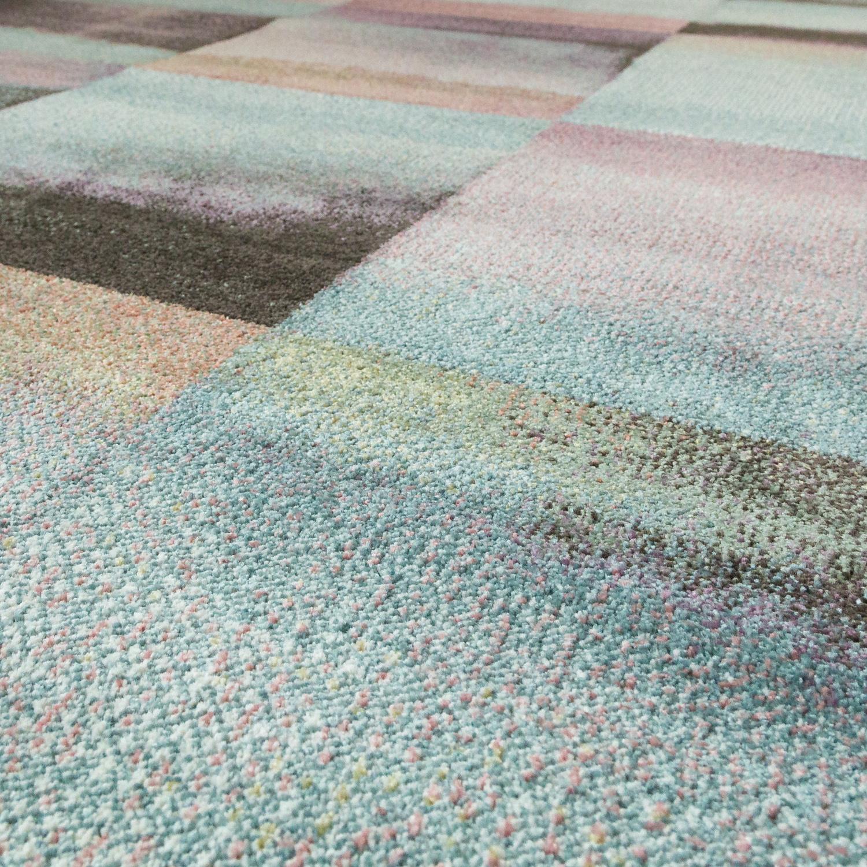 teppich pastell