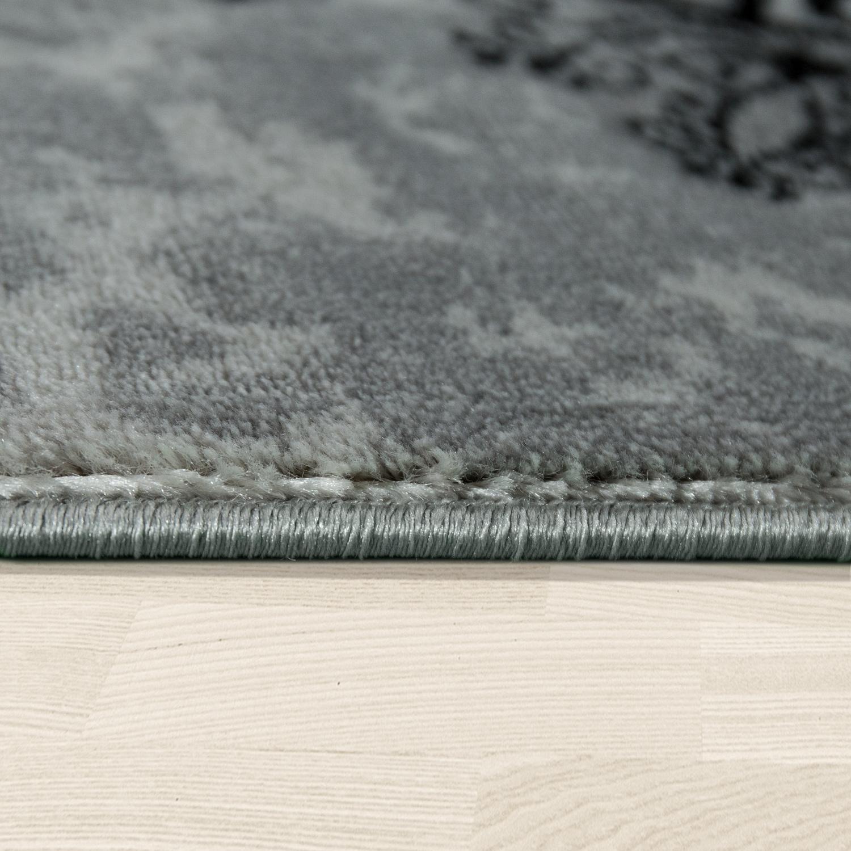 Verzauberkunst Teppich Für Wohnzimmer Sammlung Von Designer Mandala Muster Kurzflor Barock Stil In