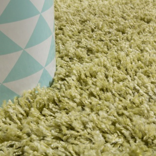 Shaggy Teppich Hochflor Langflor Teppiche Hochwertig Pastell Uni Versch. Farben - Vorschau 4