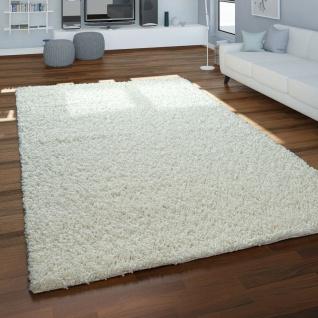 Hochflor-Teppich, Shaggy Für Wohnzimmer, Weich Flauschig Strapazierfähig Robust - Vorschau 5