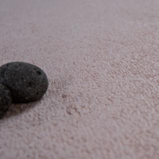 Wohnzimmer-Teppich, Einfarbig, Waschbarer Kurzflor-Teppich In Rosa Pink - Vorschau 3