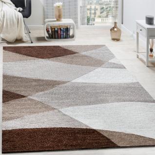 Designer Teppich Modern Freese Teppiche Geometrische Designs In Versch. Farben - Vorschau 2
