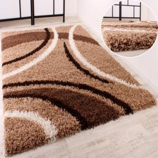 Shaggy Teppich Hochflor Langflor Teppich versch. Farben u. Grössen - Vorschau 3