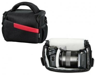 Hama Kamera-Tasche Foto-Tasche Universal Case Hülle DSLR Systemkamera + Zubehör
