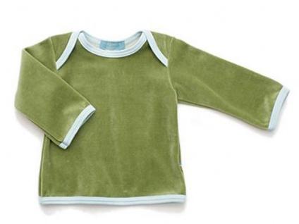Tragwerk Pullover Mette Nicki Grün 50 Baby Junge Mädchen Body Pulli Sweatshirt