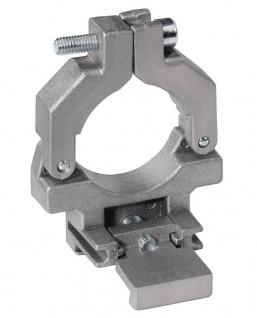 Hama Universal-LNB-Adapter für SAT-Antennen Kathrein und Astro Aluminium Silber
