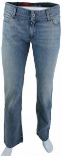 Original Levi's Jeans-hose 570 Standard straight Herren hellblau Men versch. Gr.