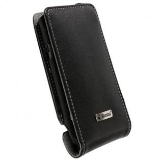 Krusell Flip Case Handy-Tasche für HTC One S Etui Bag Schutz-Hülle Klapp-Tasche