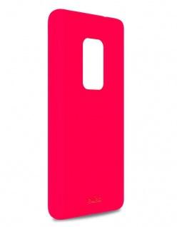 Puro ICON Cover Silikon Schutz-Hülle Soft-Case Tasche Schale für Huawei Mate 20
