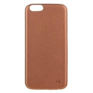 Telileo Back-Cover Tasche Schutz-Hülle Hard-Case Schale für Apple iPhone 6 6s