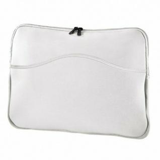 """Hama Notebook-Cover 7""""- 8, 9"""" weiß für Laptop Tablet PC Notebook-Tasche Hülle Bag"""