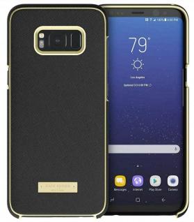 Kate Spade New York Saffiano Cover Case Hülle Bag für Samsung Galaxy S8 Plus S8+