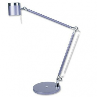 Designer Giraluce Schreibtisch-Lampe Schreibtisch-Leuchte Tisch-Leuchte Eisblau