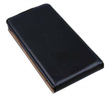 Patona Slim Flip-Cover Klapp-Tasche Schutz-Hülle für Samsung Galaxy G850F Alpha