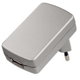 Hama USB Netzteil Ladegerät Lader für MP3 Player / Stick iPod Nano Touch etc