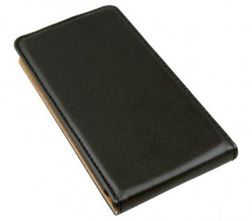 Patona Slim Cover Klapp-Tasche Schutz-Hülle Cover Case für Huawei Ascend P7 mini