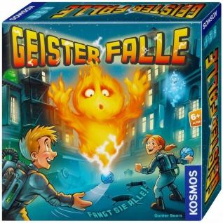 Kosmos 69778 Geister-Falle Gesellschafts-Spiel Kugelbahn Action-Spiel für Kinder