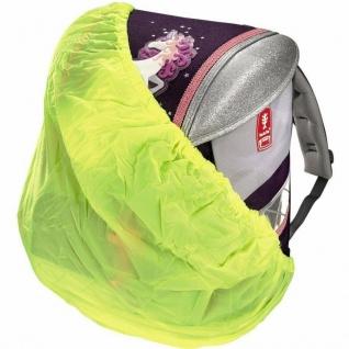 Hama Neon Regenschutz Regenschutzhülle Regenhülle für Schulranzen Ranzen Taschen